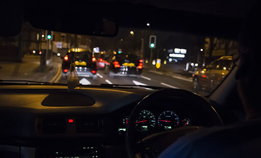 Driving at Night & in Low Light